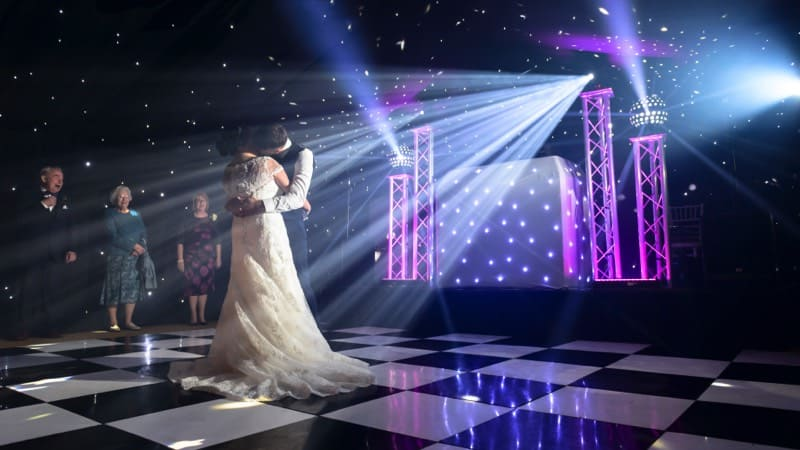 Planning Your Own Wedding Entertainment