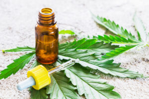 A list of major cannabinoids in cannabis and their effects
