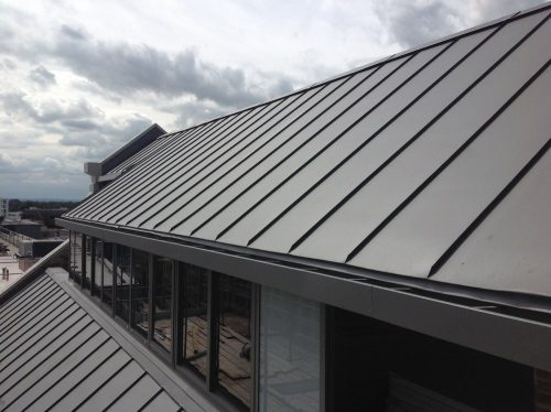 Benefits of Using Zinc for Roofing
